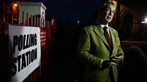 Farage: 'Electoral process dead' in Oldham