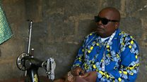 Tanzania's blind tailor