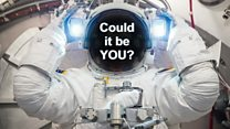 Could you handle astronaut training?
