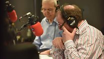 James Naughtie signs off from the Today programme
