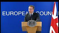 David Cameron: 2016 will be year of EU change