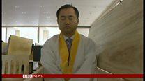 棺桶の中で人生を振り返る――韓国の社員研修