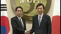 第2次世界大戦の「慰安婦問題」で日韓合意
