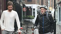 "Corbyn tells Wiggins ""I'm not that competitive"""