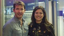 James Blunt: 'To call me gay is a compliment'