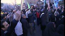 シーア派指導者処刑でイランとサウジ、対立悪化