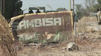 Exclusive access inside Boko Haram's stronghold
