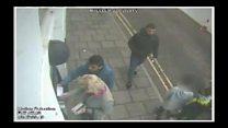 Woman fends off cashpoint criminals