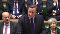 Cameron confirms free vote on EU