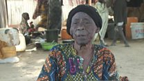 The 100-year-old who survived Boko Haram