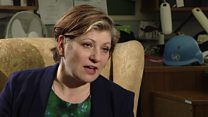 Emily Thornberry defends appointment to defence role