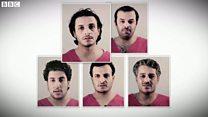ISビデオで殺害された5人 一般市民が自白強要され
