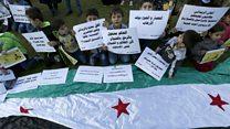 Hunger in besieged Madaya