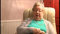 Mugged pensioner thought she 'would die'