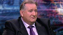 Union leader warns Corbyn on Trident