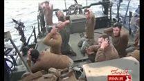 イランが米海軍船舶をすぐ解放 核合意も背景に