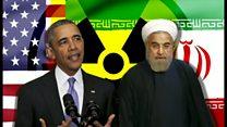 米政府、人質解放後イランに新制裁 疑いの連鎖は晴れるか