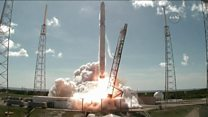 SpaceX rocket: Hits and misses