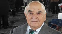 The late Lord Weidenfeld in his own words