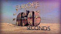 European political week in 60 seconds