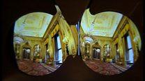 バッキンガム宮殿のバーチャルツアーがアプリに
