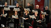 BBC Singers 2016-17 Season: Singers at Six: Bruckner and Palestrina Motets