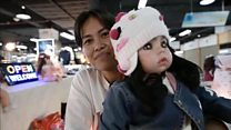 Thailand's 'supernatural' dolls