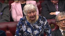 Shirley Williams' farewell speech to the House of Lords