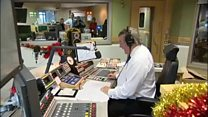 2009: Wogan signing off from final breakfast show