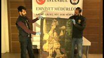 盗まれたピカソの絵、トルコ警察が押収と