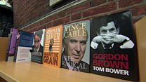 Do people want to read books about politicians?