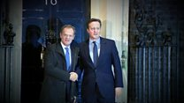 'Progress' on UK-EU talks