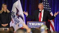 Trump: 'I love the people of Iowa'