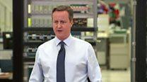 Draft deal for Cameron's EU demands