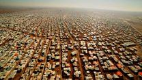 Jordan facing refugee dilemma