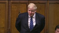 David Cameron answers Boris Johnson point on EU