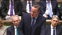 Cameron on UK-EU renegotiation