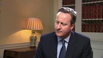 Cameron calls on MPs to support EU deal