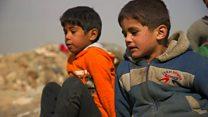 Syria's children ravaged by war