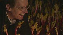 Where you really can hear rhubarb grow