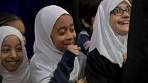 オバマ氏、米国のモスク初訪問