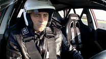 Matt LeBlanc on Top Gear team