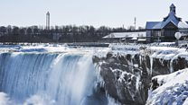 Engineeers plan to divert the Niagara Falls so repairs can be made