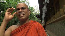 「臓器提供して良い来世を」 スリランカ僧侶
