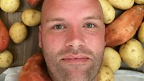 Could you live on nothing but potatoes for a year?