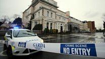 Dublin shooting witness: gunman 'pointed gun at me'