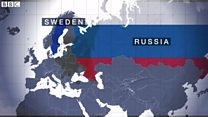 スウェーデン、ロシア警戒で冷戦時代の要衝復活