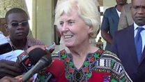 Kidnapped Australian woman freed