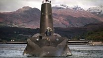 Labour Trident deal 'may be impossible'