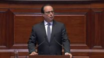 French parliament to vote on constitution change